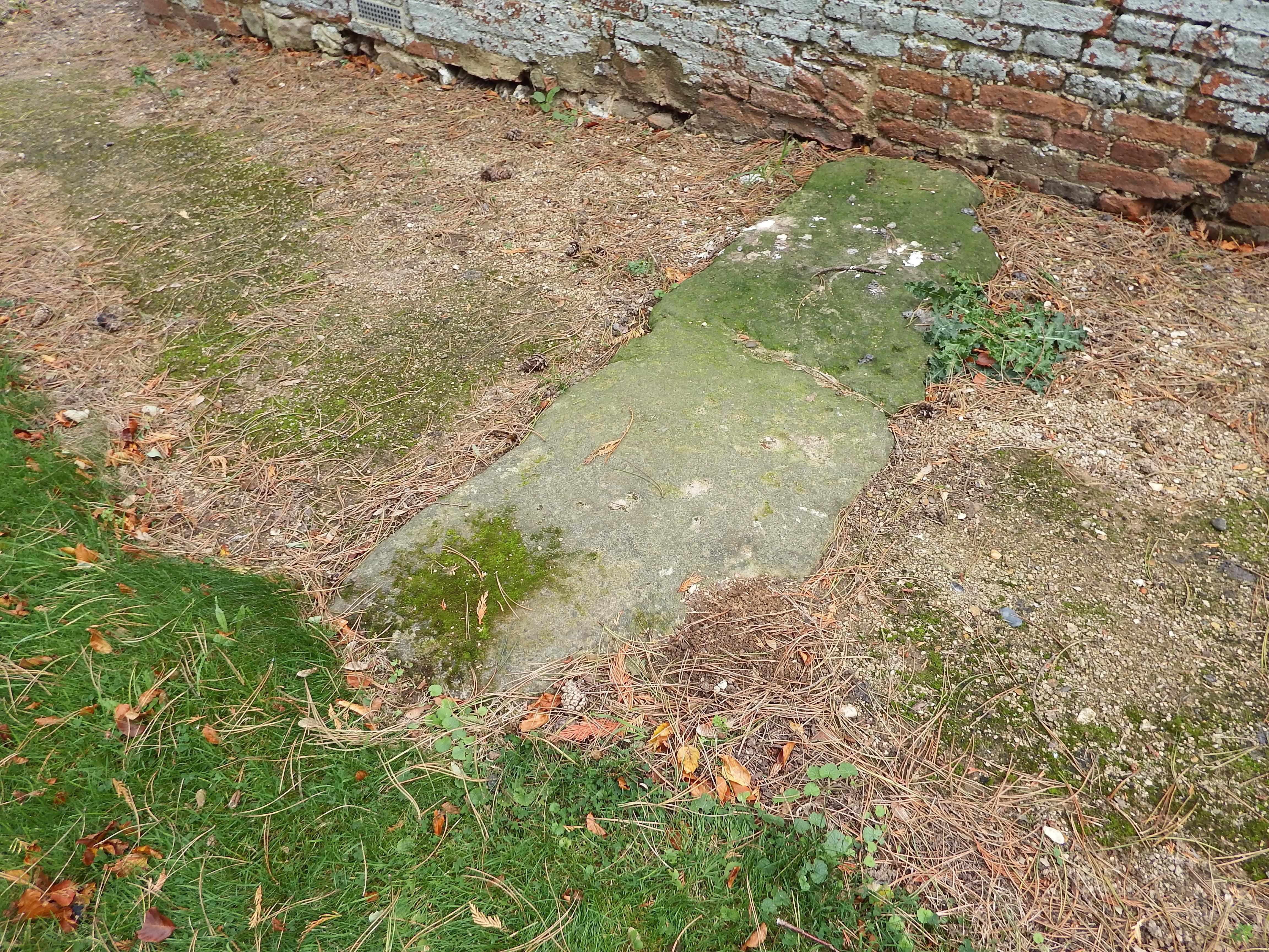 Wanborough recumbent stone