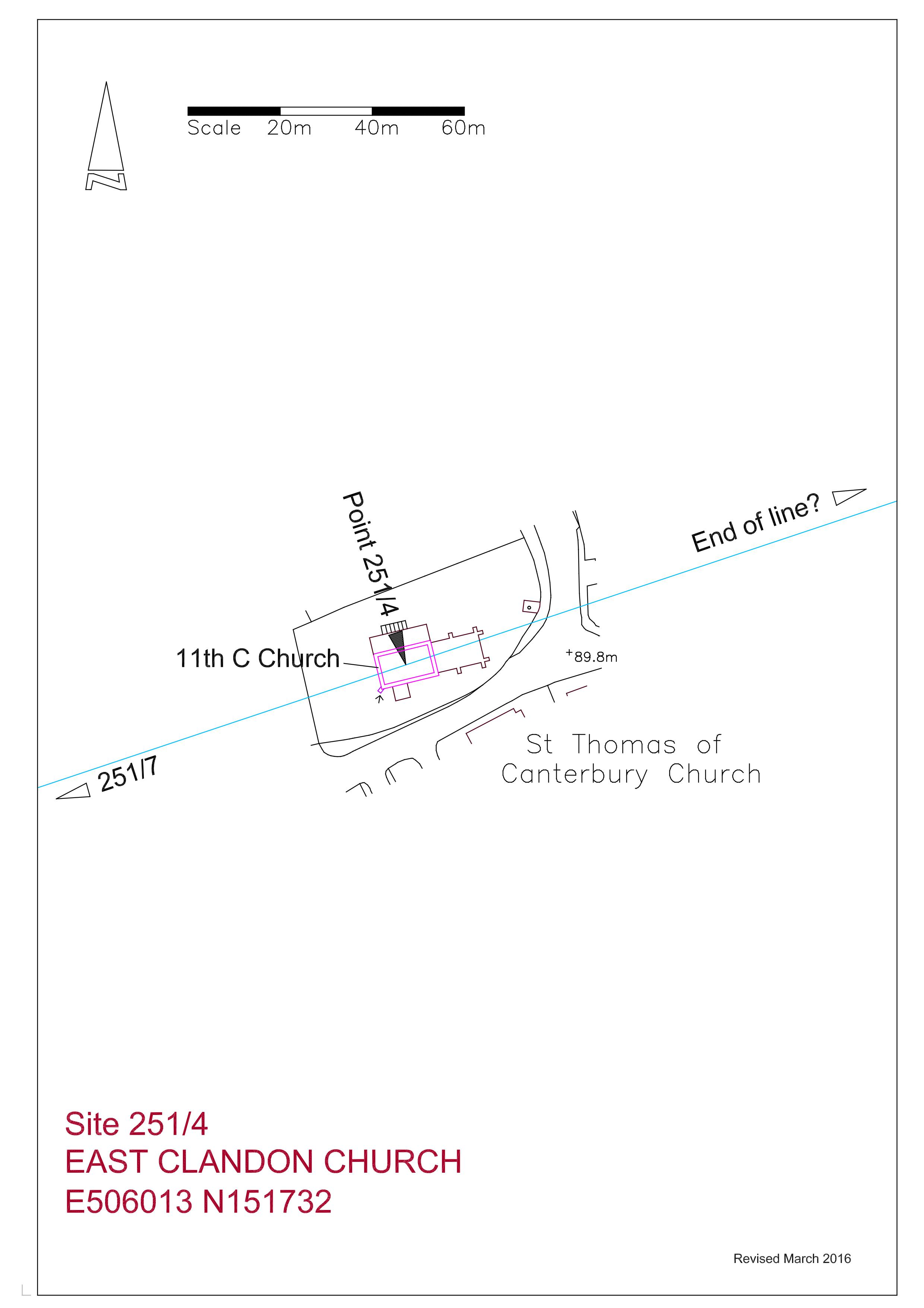 251_4 East Clandon Church
